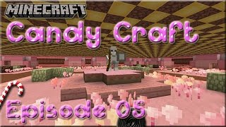 CandyCraft Ep 05 : Gingerbread Men's Suguard Boss !