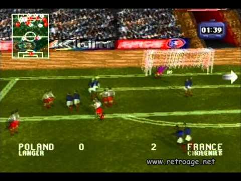 striker 96 sega saturn