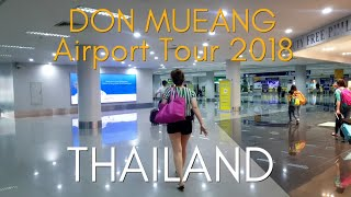 Don Mueang International Airport, Bangkok