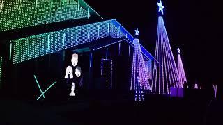 Wonderful Christmastime - Flagstaff Christmas Light show