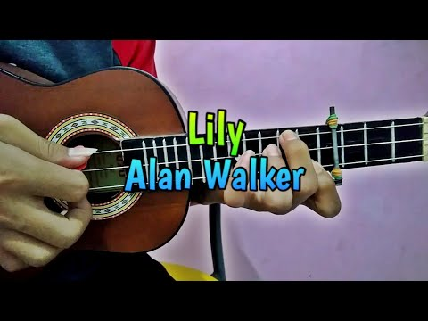 Lily   alan walker cover ukulele by  zidan as