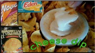 Nova/tortillos Chips Cheese Dip