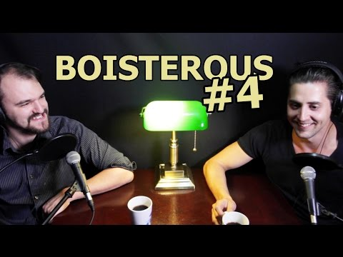 The Boisterous Bros. Anarchic Comedy Podcast #4 Pron Christmas