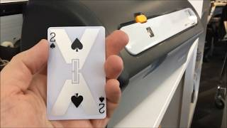 Zebra ZXP7 and Card Studio Pro: RFID playing card example