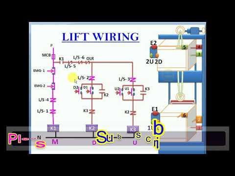 United Elevator Hydrolic Wiring Diagram on