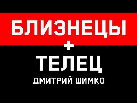 ТЕЛЕЦ+БЛИЗНЕЦЫ - Совместимость - Астротиполог Дмитрий Шимко