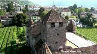 preview picture of video 'Castelli di Bolzano - Schlösser von Bozen'