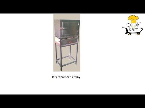 Idli Steamer 6 Tray