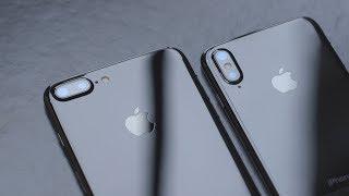 Взять iPhone X или iPhone 7? Опыт использования