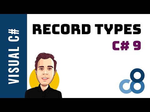 C# 9: Record Types Introduction & Deep-Dive