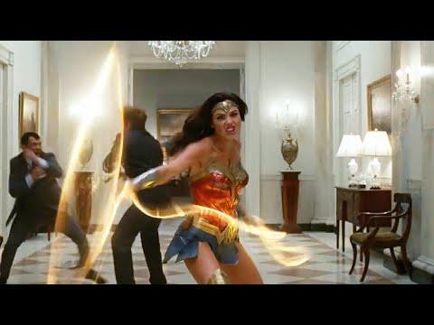 Wonder Woman 1984 Trailer #1