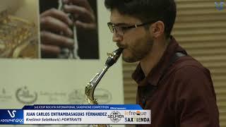 Juan Carlos Entrambasaguas Fernandez plays Portraits by Kresimir Seletkovic