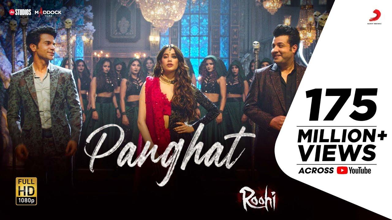 Panghat Lyrics – Roohi   Rajkumar Rao   Asees Kaur, Divya Kumar , Sachin- Jigar Lyrics