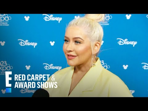 "Christina Aguilera Explains ""Deep Meaning"" of ""Reflection"" 