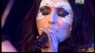 Within Temptation- Memories (Live @ TMF Awards 2005) Hd