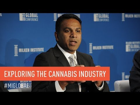 Milken Institute - POWER PLANT Panel Explores the Cannabis Industry