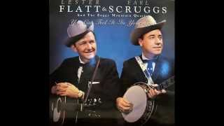 Cabin On The Hill , Lester Flatt & Earl Scruggs , 1959 Vinyl
