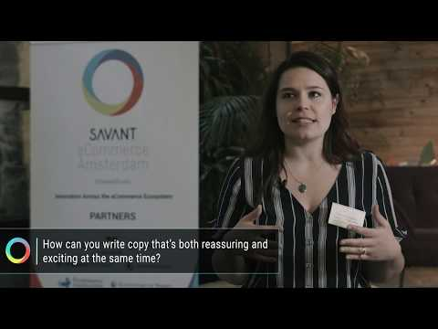 Savant Talks: Booking.com