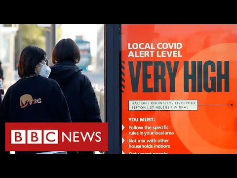 Millions more people in England face strictest coronavirus rules as cases rise - BBC News