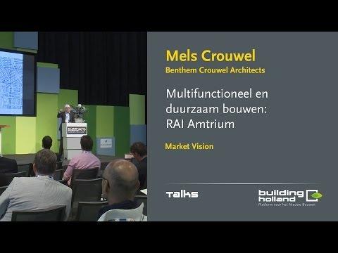 Mels Crouwel, projectcase RAI Amtrium