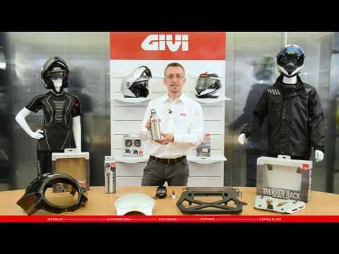 Nueva gama 2016 de accesorios y cascos GIVI