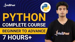 Python Tutorial | Python Tutorial for Beginners | Intellipaat