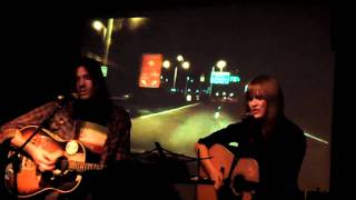 "Juliana Hatfield and Evan Dando ""When You Loved Me"""