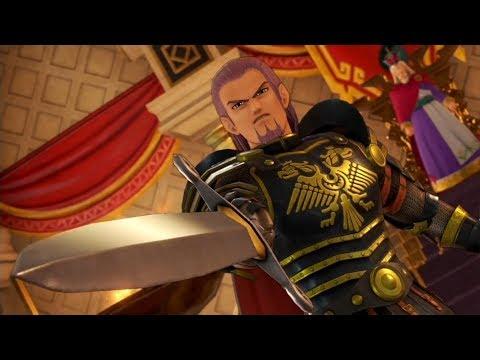 Dragon Quest XI : Les combattants de la Destinée : PS4 vs Nintendo Switch Graphics Comparison