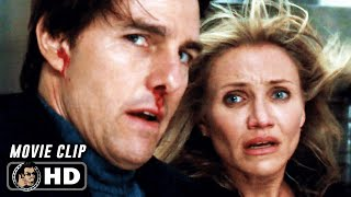 KNIGHT AND DAY Clip - A Train (2010) by JoBlo HD Trailers