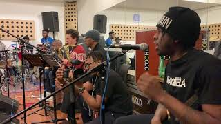 Runtown   Unleash Ft. Fekky (Trace Live In Paris Rehearsals)