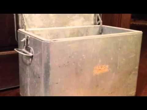 Drifter's Luck - Beer Cooler