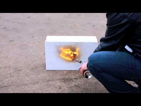 Воздействие огнем