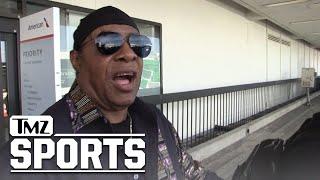 Stevie Wonder: Hey Dodgers Call Me, I