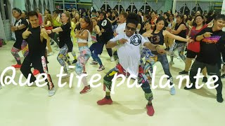 Que tire pa' lante Daddy Yankee by Will Sanchez