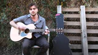 "RAGGED Exclusive: Anthony Green Performs ""James' Song"""