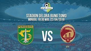 Live Streaming Indosiar-Vidio.com Liga 1 Indonesia, Persebaya Vs Sriwijaya FC Pukul 18.30 WIB