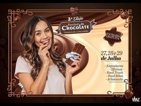 Festival do Chocolate reúne cerca de 100 expositores na UFMT