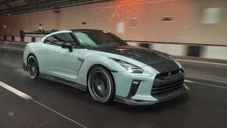 1200 л.с. Nissan GT-R. Шик или фрик? GOODWOOD 2019