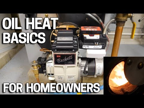 Oil Heat 🔥 Boilers - How it works - Understand the Basics