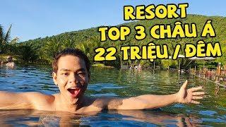 1 ngày thử ở trong Resort Top 3 Châu Á (Oops Banana)
