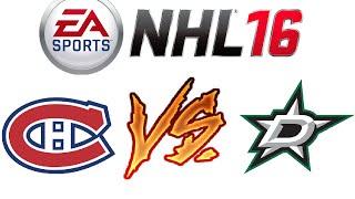 NHL 16 - Ranked Online Versus #6 - HIT THE NET GAWDAMMIT - Video Youtube