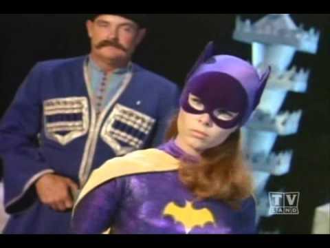 Be My Batgirl