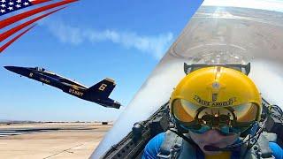 Amazing Take-off - US Navy Blue Angels