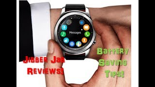 Top 10 Hidden Features and Tips: Samsung Gear S3 Classic