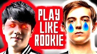 Rookie vs Caps | Zoe vs Vladimir | MSI 2019
