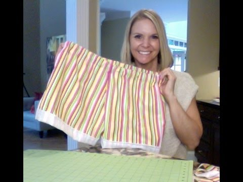 DIY Sew No Pattern Pajama Shorts