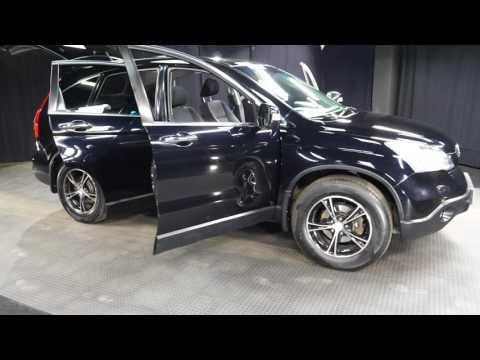 Honda CR-V 2.2i-CTDi Elegance X 4wd, Maastoauto, Manuaali, Diesel, Neliveto, EHI-356