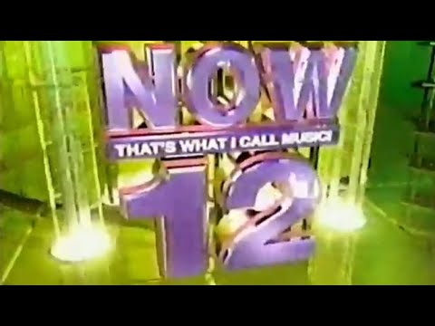 NOW That's What I Call Music 12 | US Commercial (Version 2) - GMV