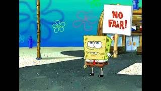 Spongebob On Strike