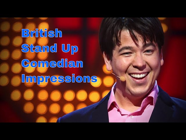 Stand up Comedians!